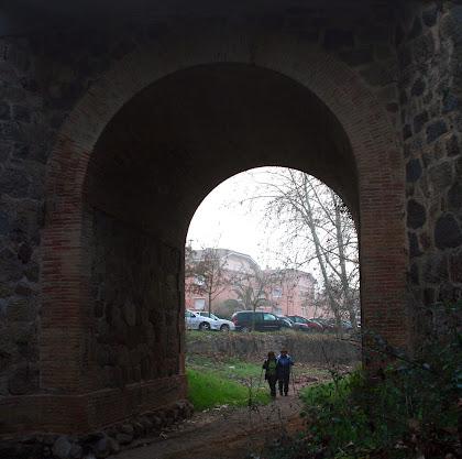 Puente de la carretera de Sabadell a Granollers