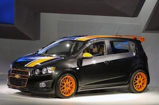 Chevrolet Sonic Car