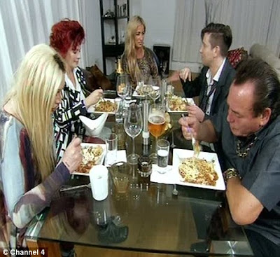 Come Dine With Me - Celebrity Special, Andrew Stone @ TheTVDB