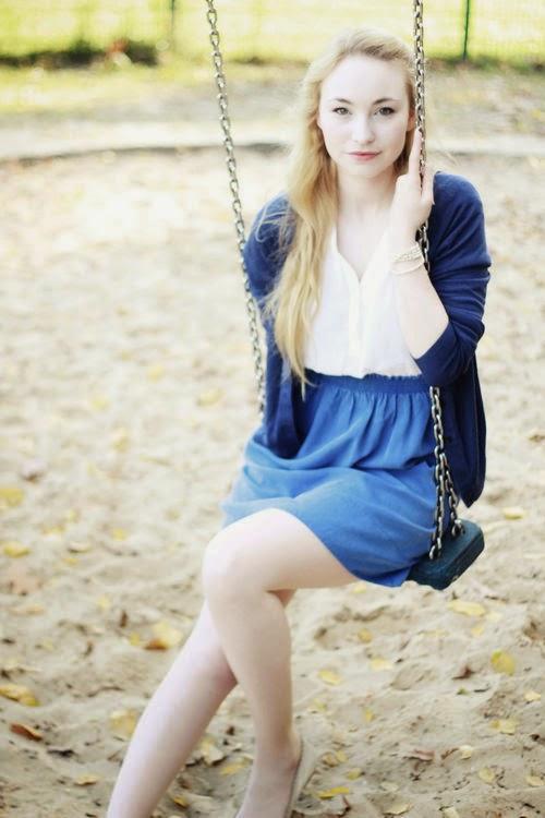 This blonde goes GZSZ Alexander foreign, anna juliana jaenner