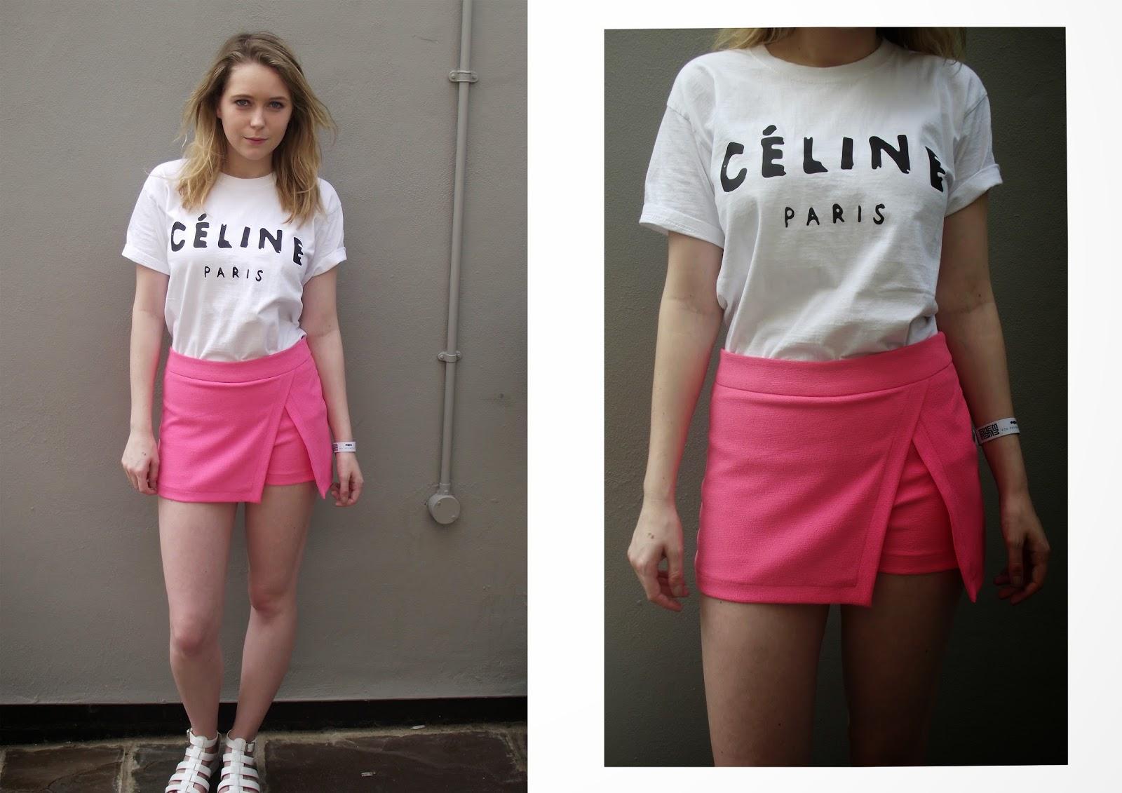 Lrsmth-Fashion - Pink feat Primark & Celine