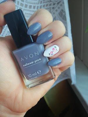 avon nailwear pro+ innocence