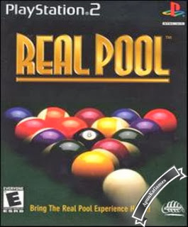 Real Pool Cover, Poster
