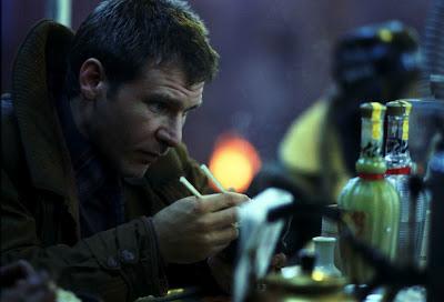 Blade Runner Rick Deckard