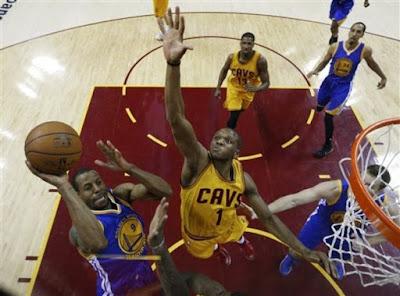 NBA Finals 2015: Cavaliers vs. Warriors Game 5 Live Stream
