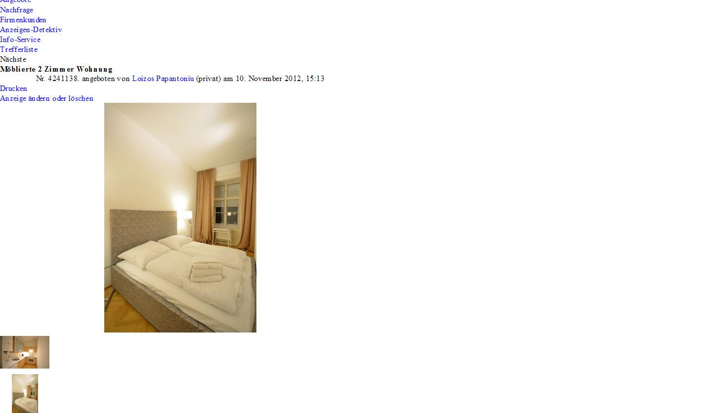 M 246 Blierte 2 Zimmer Wohnung Hainburger Stra 223 E 1030 Wien
