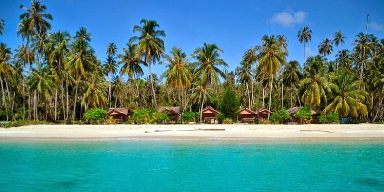 Eksotisnya Pantai di Pulau Sumatera