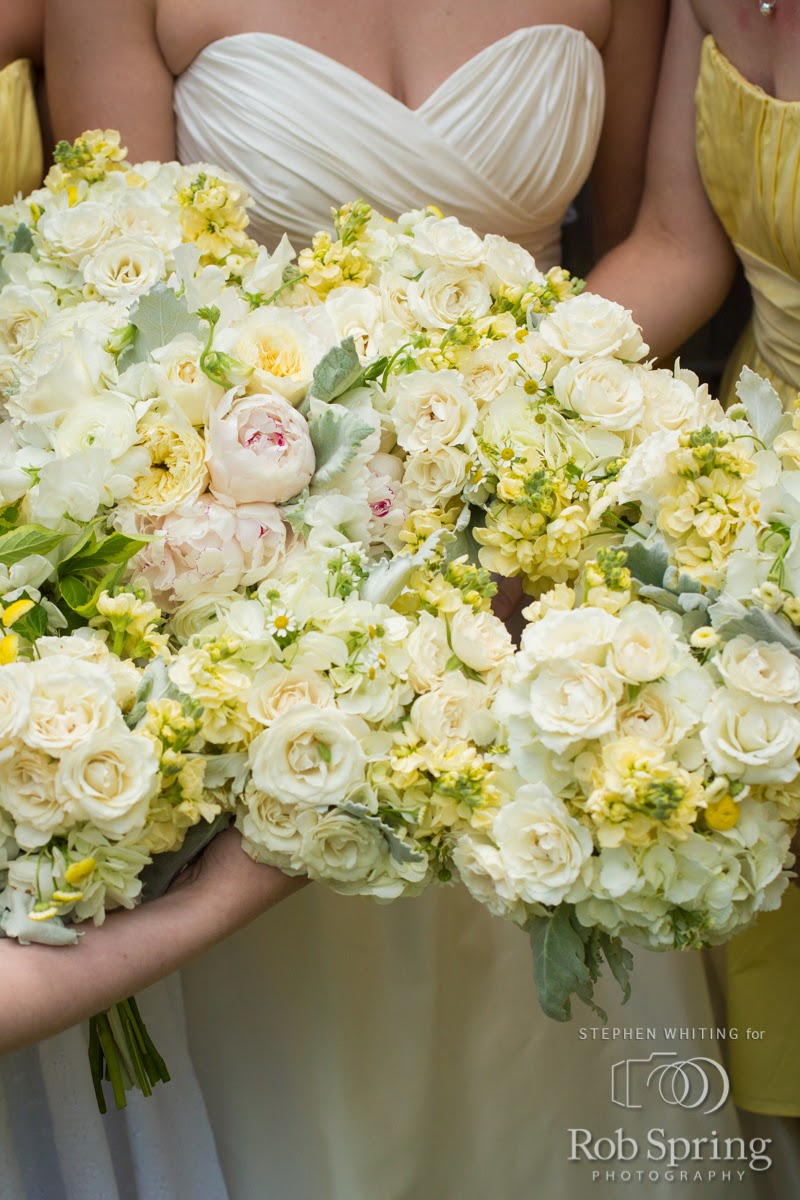 Lake George Wedding Flowers - Wedding Party Bouquets - Top of the World Golf Resort Wedding - Lake George Wedding - Upstate NY Wedding - Lake George NY Wedding - Splendid Stems Floral Designs
