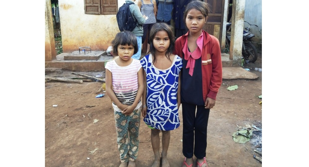 Gia Lai: 3 chị em mồ côi sau thảm kịch tai nạn giao thông tại huyện Chư Pah