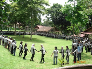 Tempat Outbound Bogor, Villa Ratu Pancawati