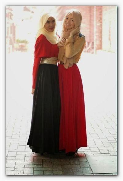 Mode hijab style