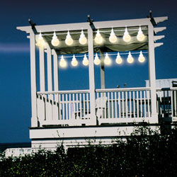 Outdoor lighting | The Different lights