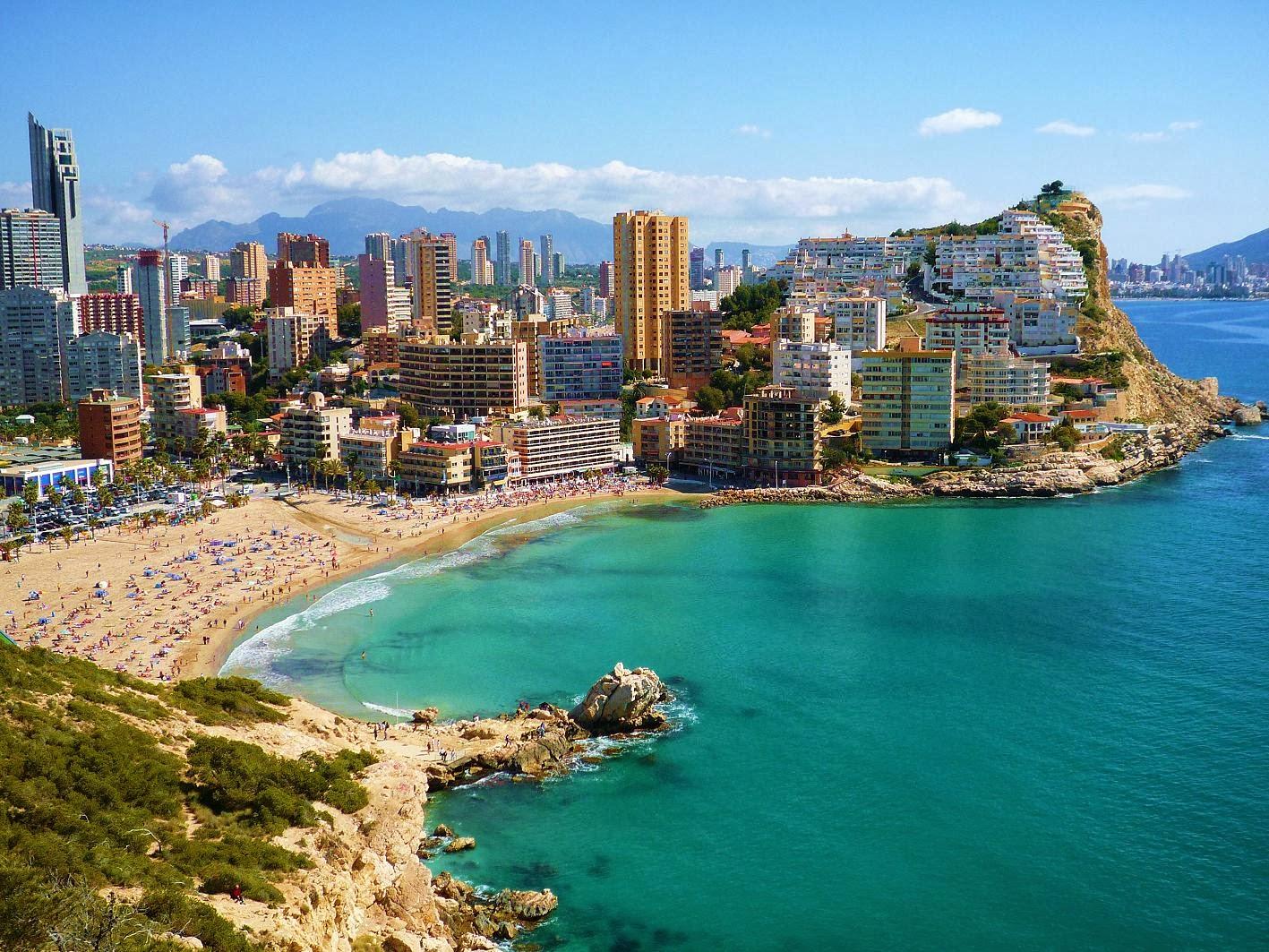 Turismo de playa en Alicante