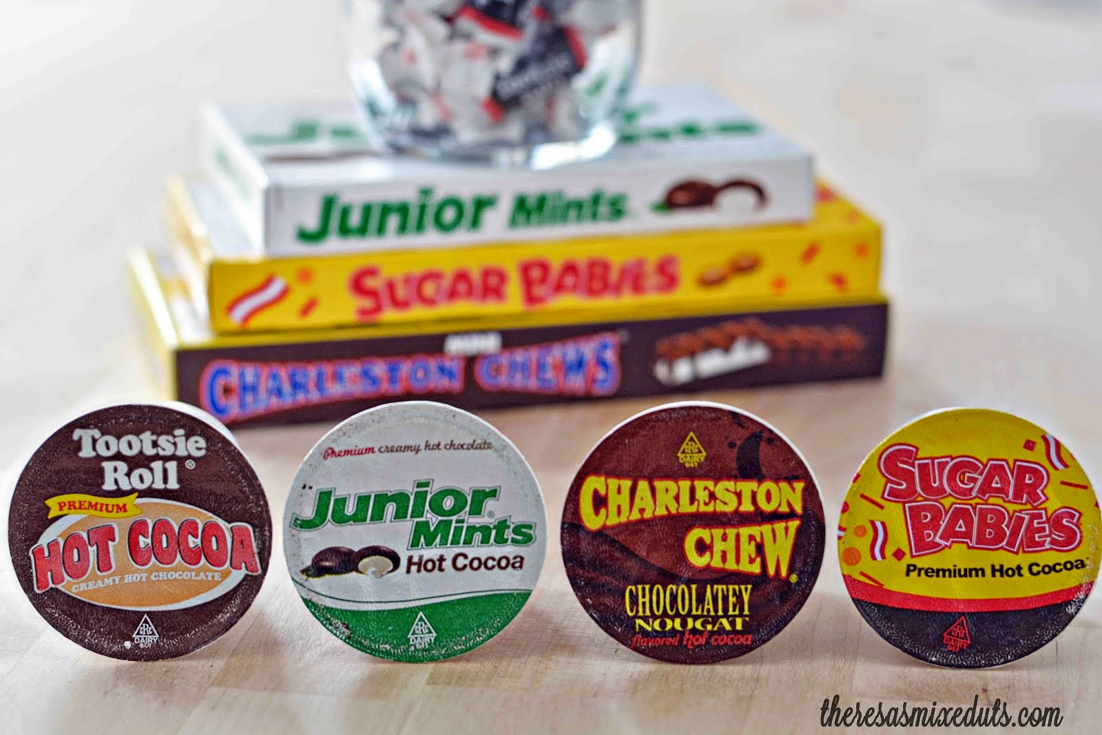 Enter To Win Tootsie Roll K Cups!