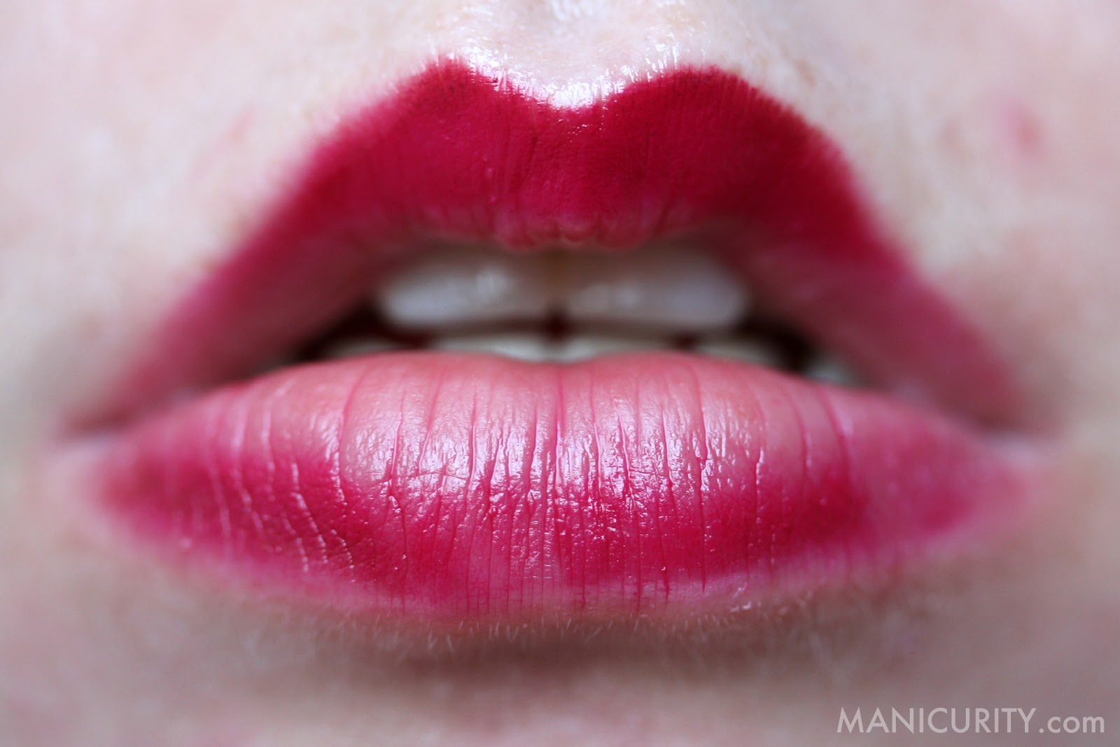 Rimmel Moisture Renew Lipstick 360 As You Want Victoria - Swatches & Review | Manicurity.com