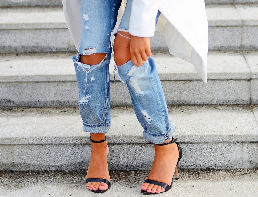 District of Chic denim inspo