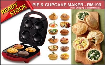 Pie & Cupcake Maker