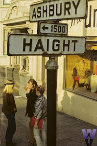 I was born in the Haight...