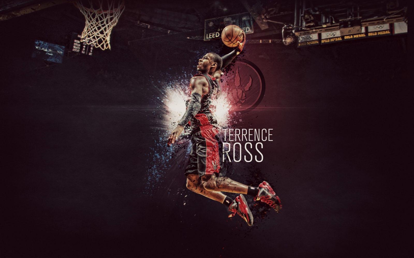 Terrence Ross 2013 Toronto Raptors Slam Dunk Nba Hd