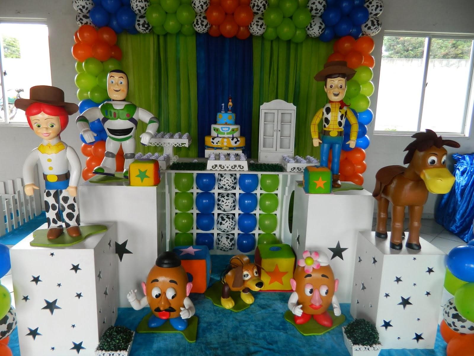 Toy Story ESCULPIDO Provençal