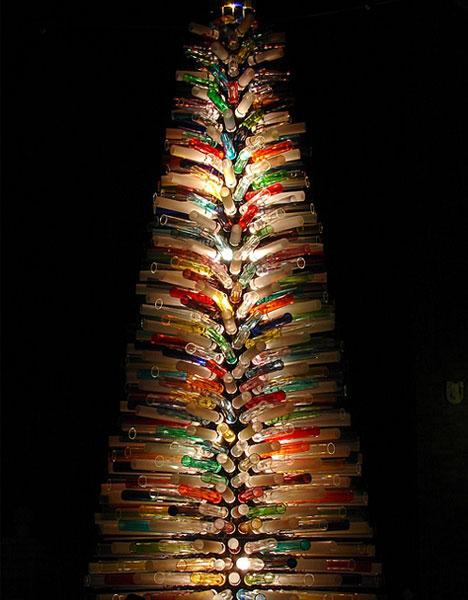 Pipa kaca pohon natal heineken pohon natal pohon natal dari