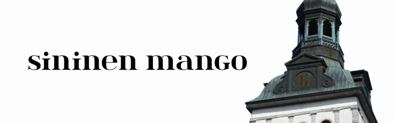 sininen mango