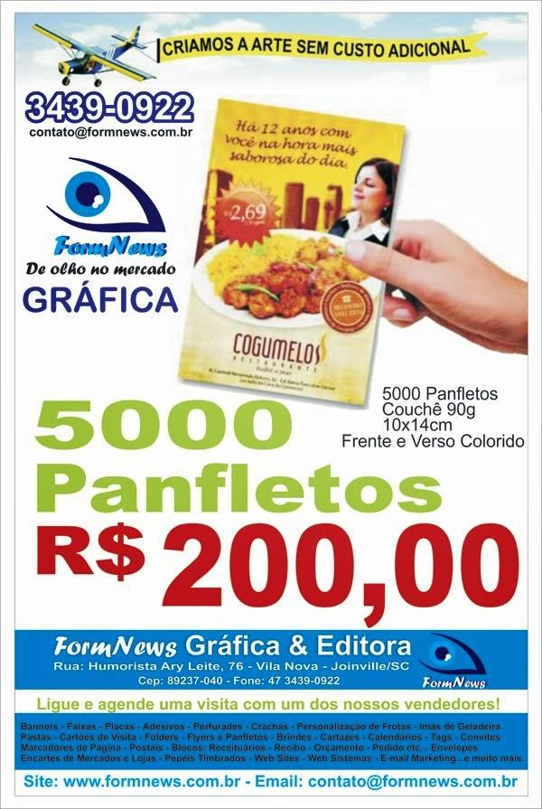 FormNews Gráfica