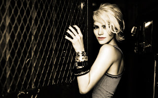 Beautiful Blonde Katharine Mcphee HD Wallpaper