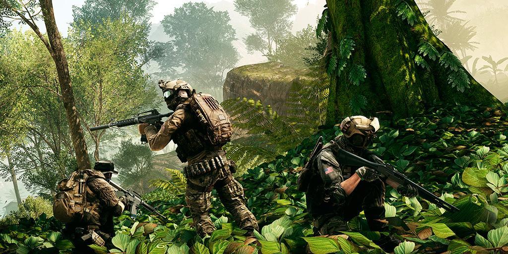 Sua imagem pode ser parte da tela de carregamento do Mapa da Comunidade para Battlefield 4