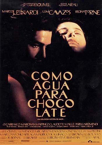 Como agua para chocolate (1992)