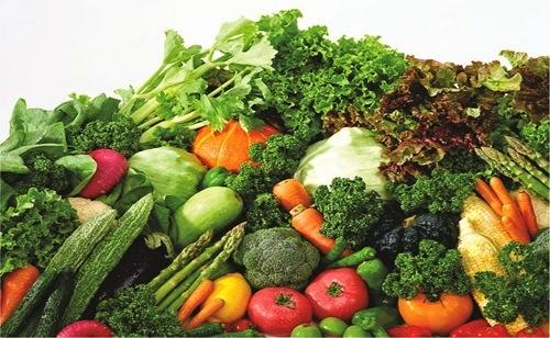Rau và trái cây