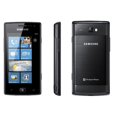 samsung omnia w i8530