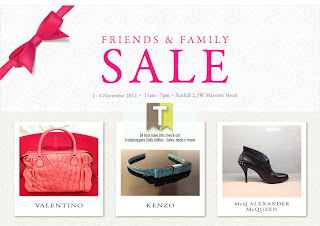 Niche Retailing Friends & Family Sale Valentino M Missoni