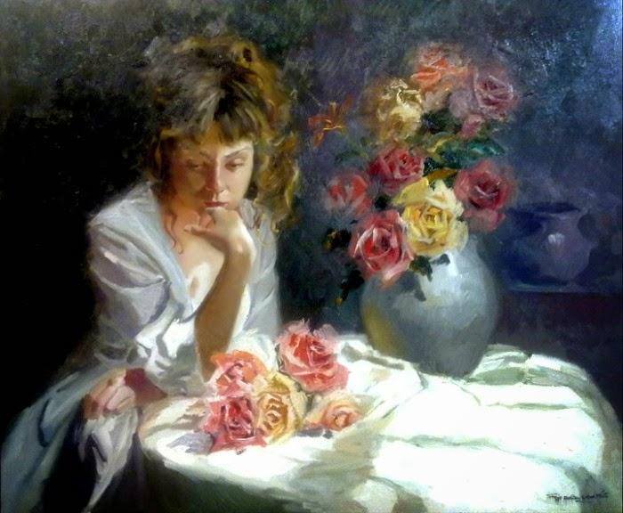 Современные испанские художники. Francisco Sanchis Cortes