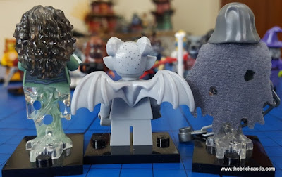 lego wraith gargoyle spectre rear view flying creatures for halloween