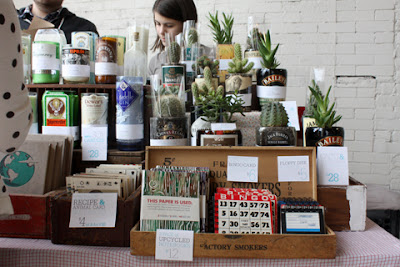 Reuse First at Chatty Crafty in Chattanooga