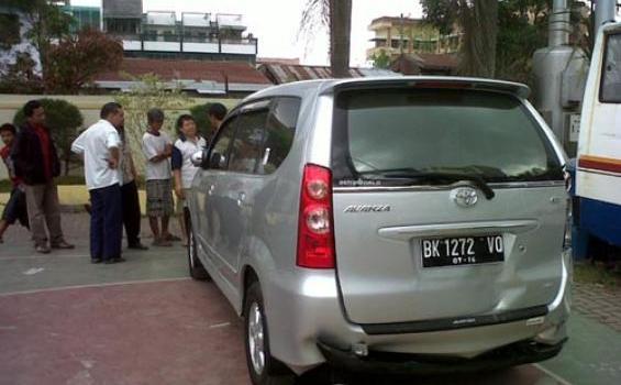 Video CCTV Dari Sekolah Bodhicitta Pasca Guru Tabrak Murid