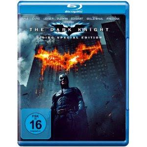 The Dark Knight (2 Discs) [Blu-ray] bei Amazon für 6,97 Euro inklusive Versandkosten