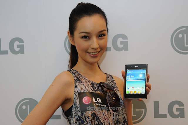 LG OPTIMUS VU New Android Smartphone Mobile Phone Photos, Features Images and Pictures 20