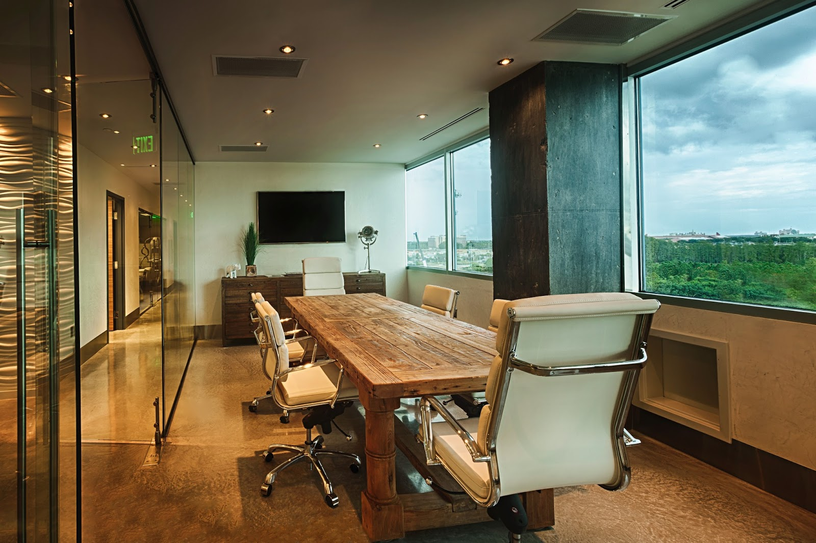 Central Florida Orlando Commercial Photography Interiors Northboro Builders Office Space