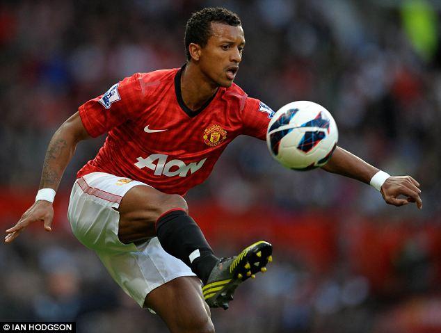 Luis nani portugal footballer