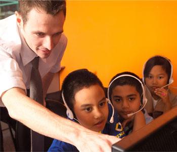 English Language Teaching - A course portfolio