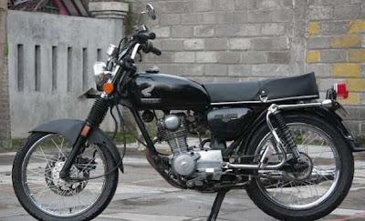 Modif Cb 100 Dari Motor Gl 100