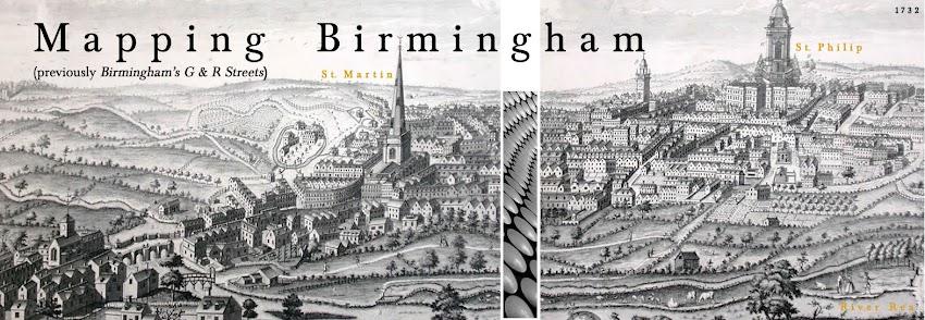 MAPPING BIRMINGHAM