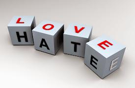 LOVE | HATE