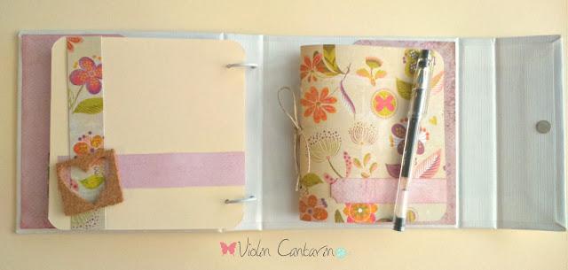 taller, scrapbook, granada, scrap, álbum de recuerdos, diario creativo, violín cantarín, violin cantarin