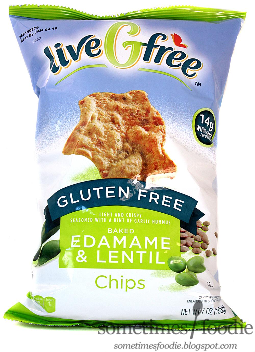 Sometimes Foodie Gluten Free Baked Edamame Lentil Chips Aldi