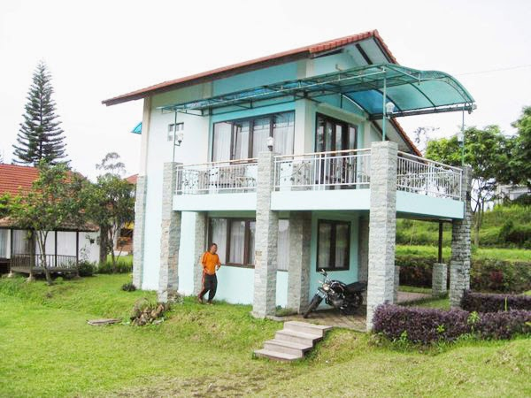 villa gue sewa villa istana bunga bandung