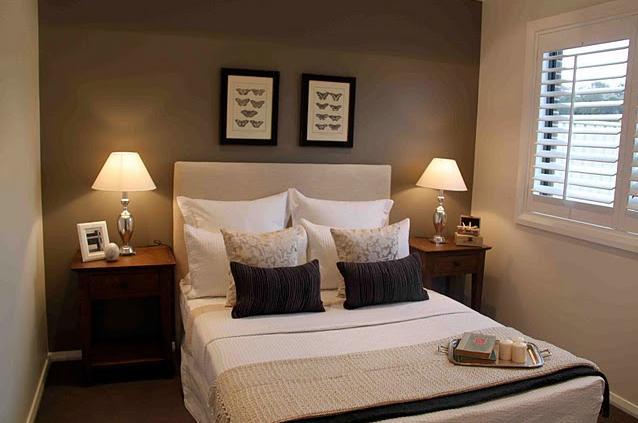 decoracao de interiores quarto de casal:Veja também: Como Decorar Quarto de Casal Pequeno.