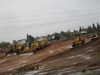 As Elk Grove Treads Water, Southgate Recreation District Break's Ground on Aquatics Center